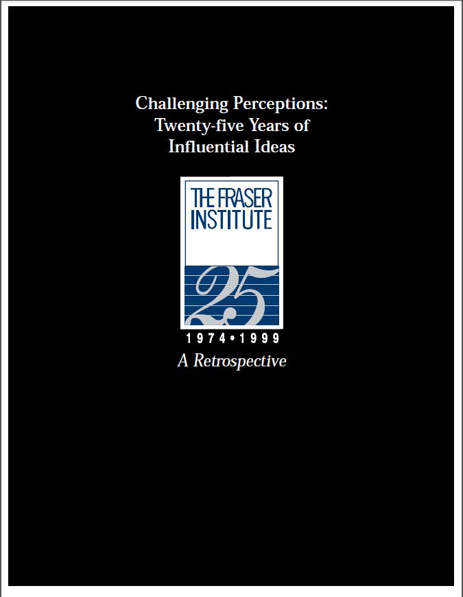 Challenging Perceptions: Twenty-five years of Influential Ideas