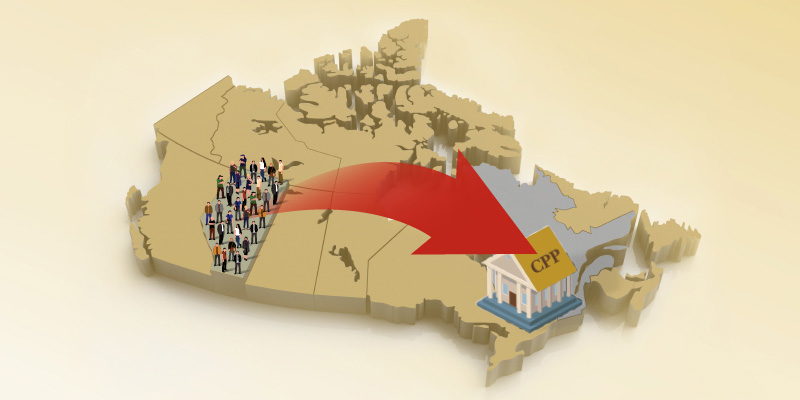 Albertans Make Disproportionate Contributions to National Programs: The Canada Pension Plan as a Case Study
