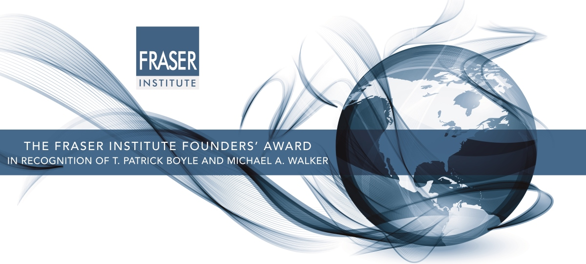 Fraser Institute Founders' Award