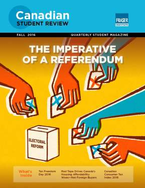 Canadian Student Review: Fall 2016