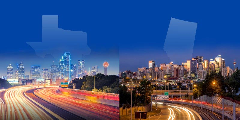 Lessons from the Lone Star State: Comparing the Economic Performance of Alberta and Texas