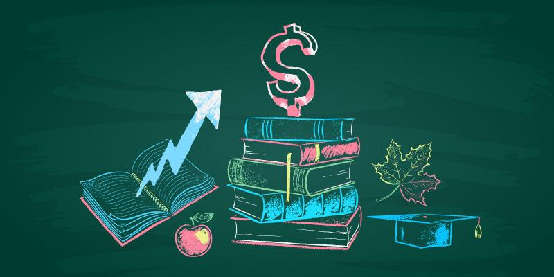 Education Spending in Public Schools in Canada, Fall 2021