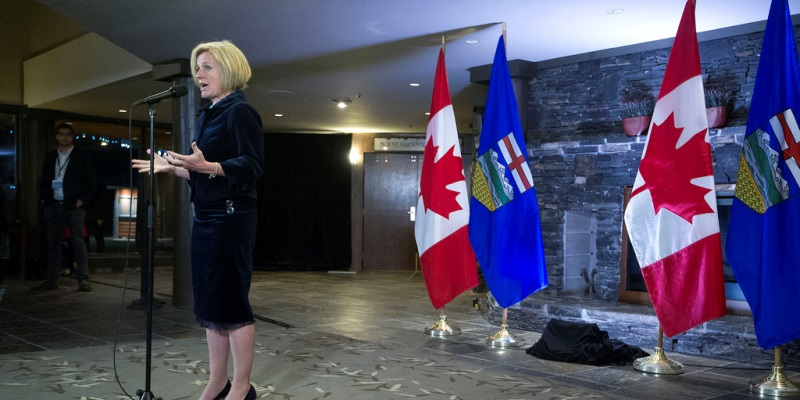 Alberta needs less words, more deeds from Premier Notley