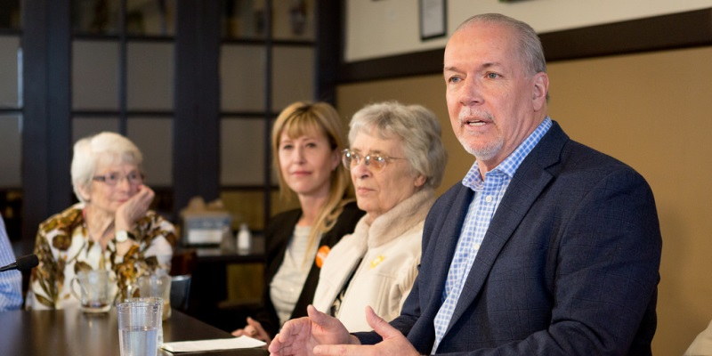 Average workers will ultimately pay for Horgan government's new payroll tax