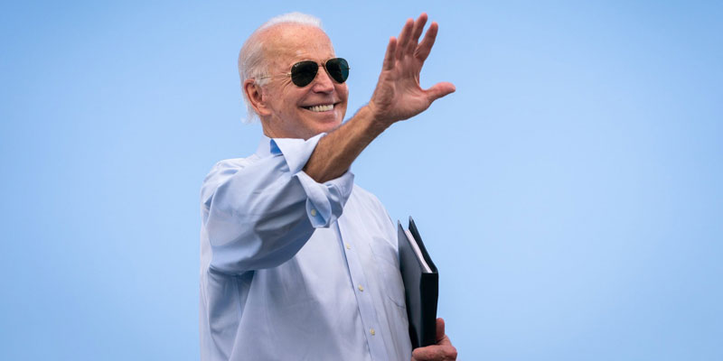 President Biden's first 100 days of tax and spend