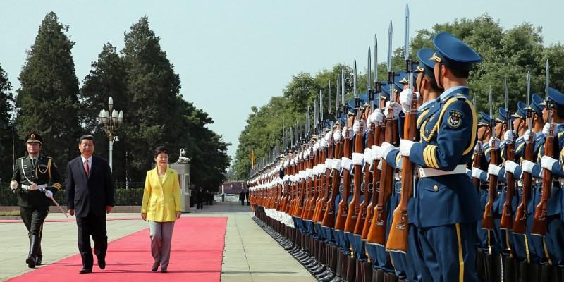 China—world freedom's greatest threat