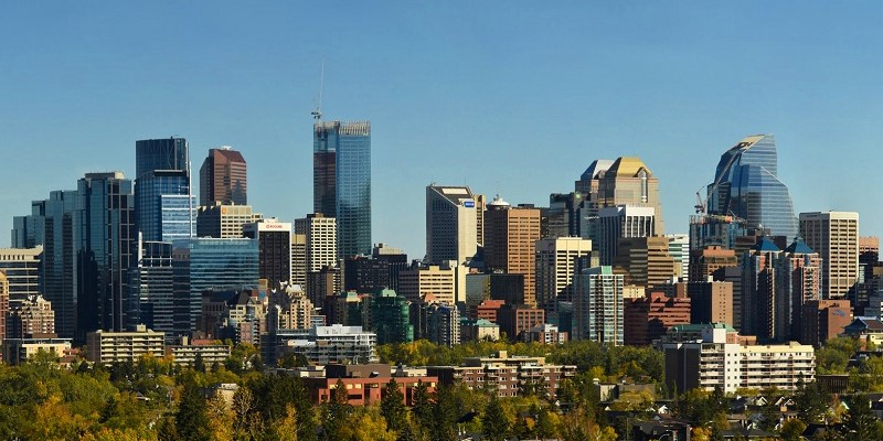 Calgary's overreliance on business tax revenue forces city hall's hand