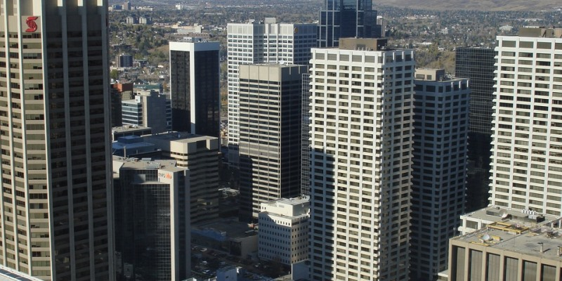 Empty office buildings in Calgary reflect poor policy choices in Edmonton