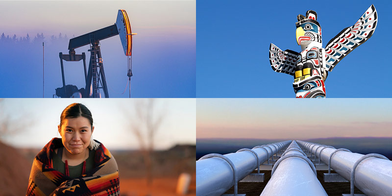 First Nations make common cause with petroleum industry in own self-interest