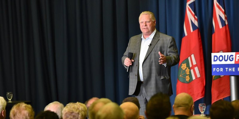 Ford government counting on revenue growth to outpace spending