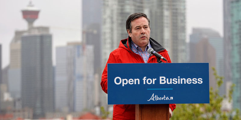 Kenney government could restore Alberta's tax advantage without big budget hit