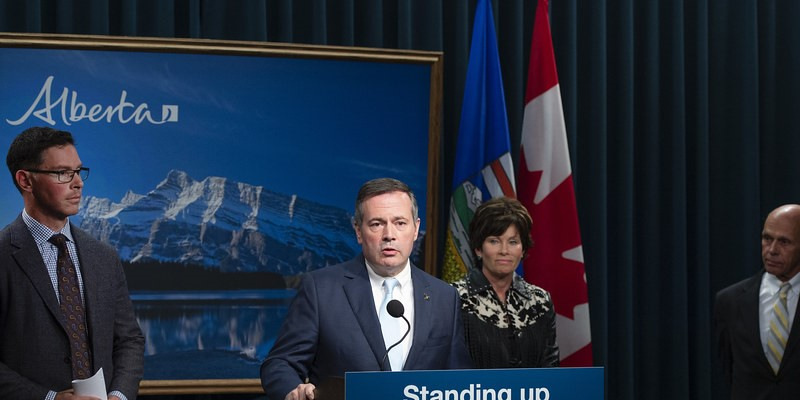 Alberta budget includes relatively small spending reductions