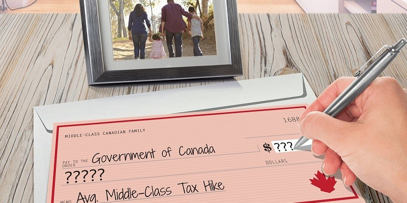 Trudeau government continues to spread misinformation about middle-class tax burden