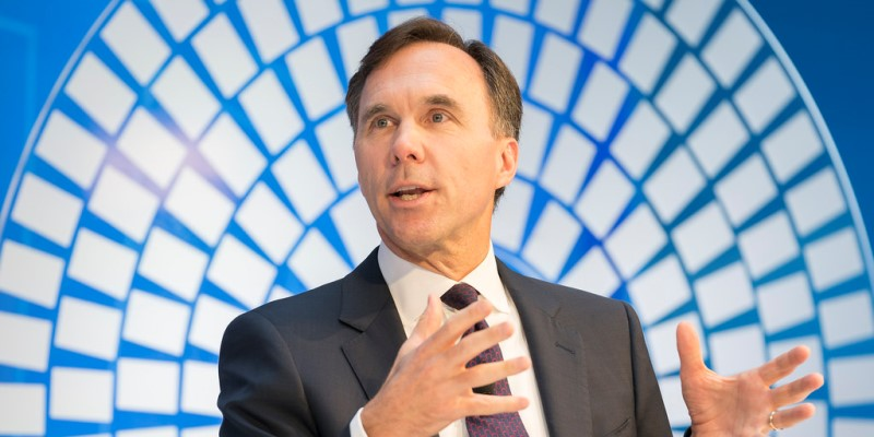 Budget advice—Bill Morneau, channel James Robb