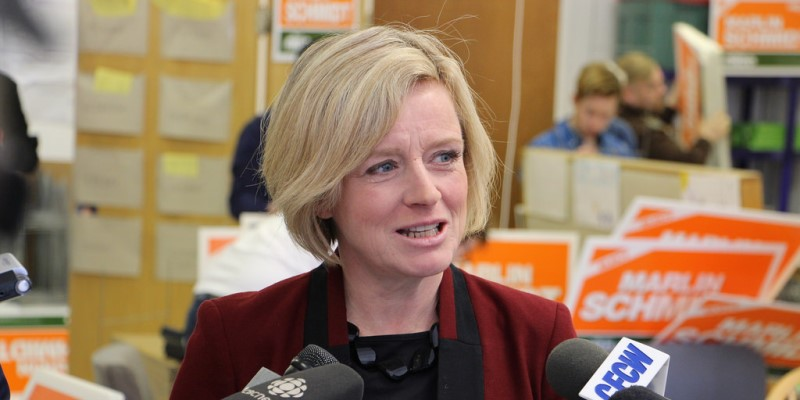 Premier Notley has a warped view of economic recovery in Alberta
