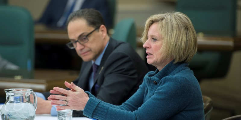 Premier Notley's 'clear path' to budget balance is anything but clear