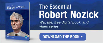 Essential Robert Nozick