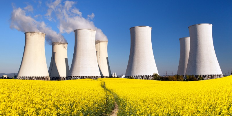Nuclear option makes a lot of green sense