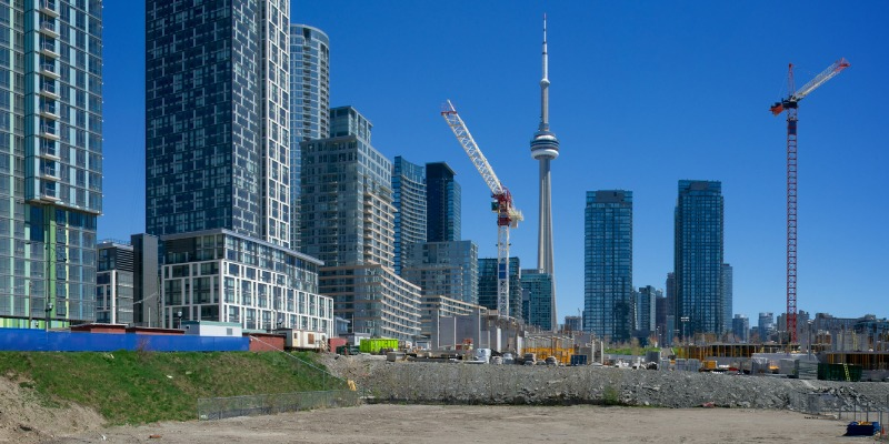 National economy relies heavily on Toronto and Vancouver housing markets