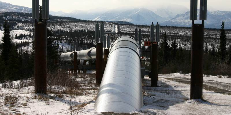 Clouds may be breaking over Alberta's oil and gas sector