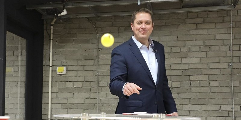 Scheer moves closer to Trudeau, further way from sound fiscal policy