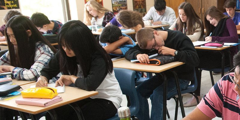 Reality check—smaller high school classes don't improve student performance