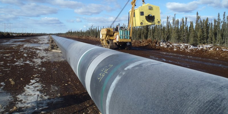 Trans Mountain pipeline