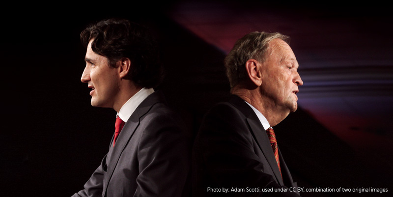 Contrasting the Budget Rules of Chrétien and Trudeau: Part 1