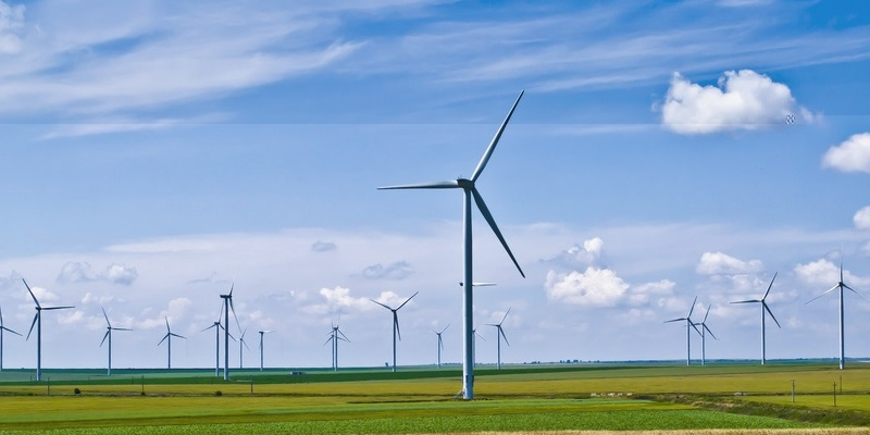 Wind and solar power—the myth of 'green' energy