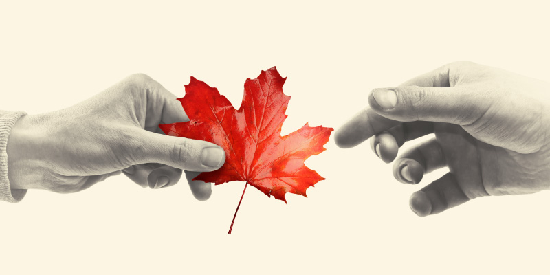Generosity in Canada and the United States: The 2019 Generosity Index