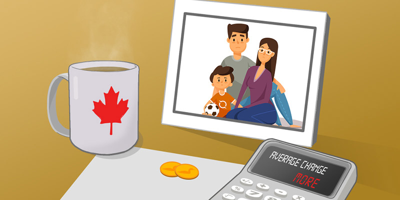 The Impact of Federal Tax Changes and Child-Related Transfers on Middle-Income Canadian Families