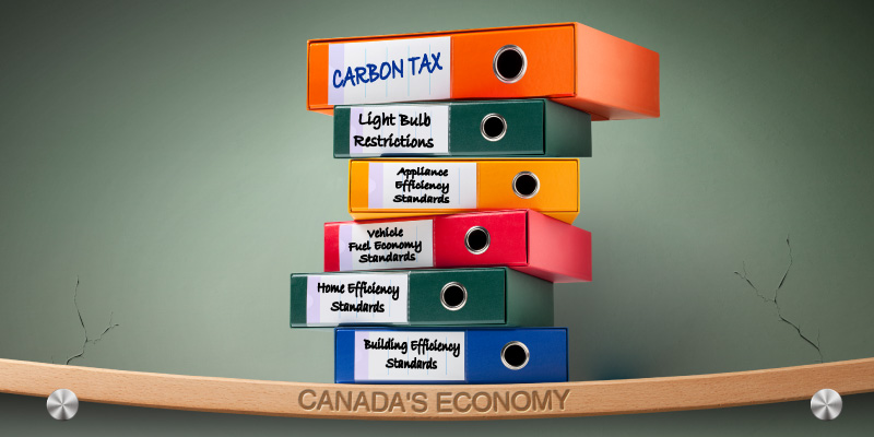 Poor Implementation Undermines Carbon Tax Efficiency in Canada