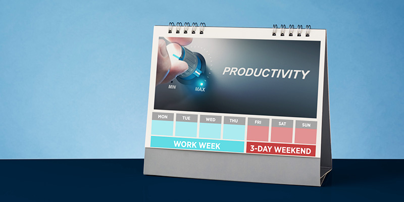 Achieving the Four-Day Work Week: Essays on Improving Productivity Growth in Canada