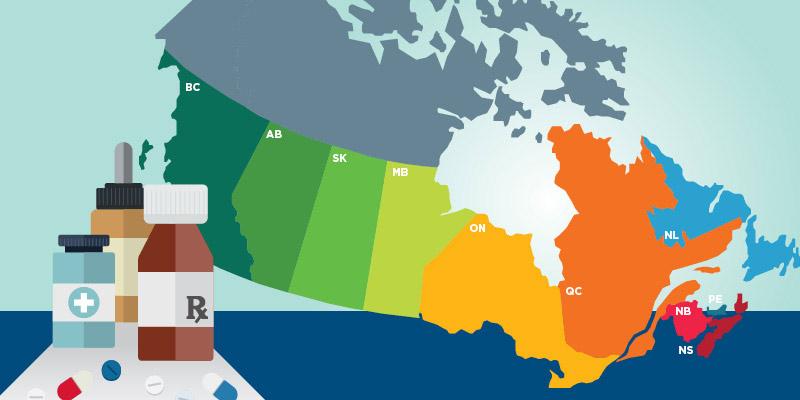 L'assurance-médicaments provinciale pour les Canadiens vulnérables
