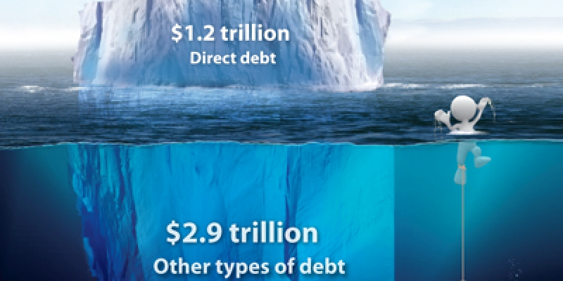 Canadian Government Debt 2014