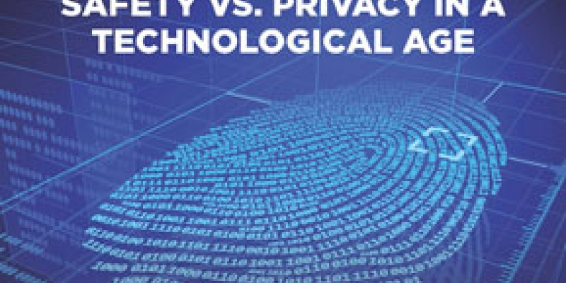 government surveillance vs privacy essay While warrants are appealing to privacy advocates, the enactment of overly broad restrictions on drone use can curtail non-invasive, beneficial uses of drones.