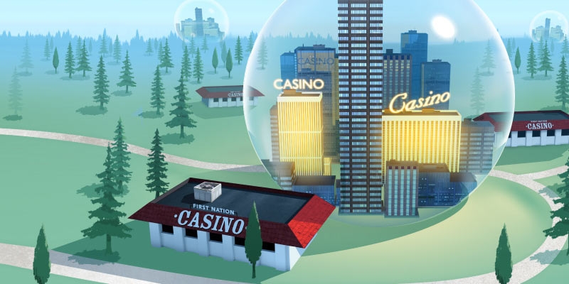 Cartels and Casinos: First Nations' Gaming in Canada