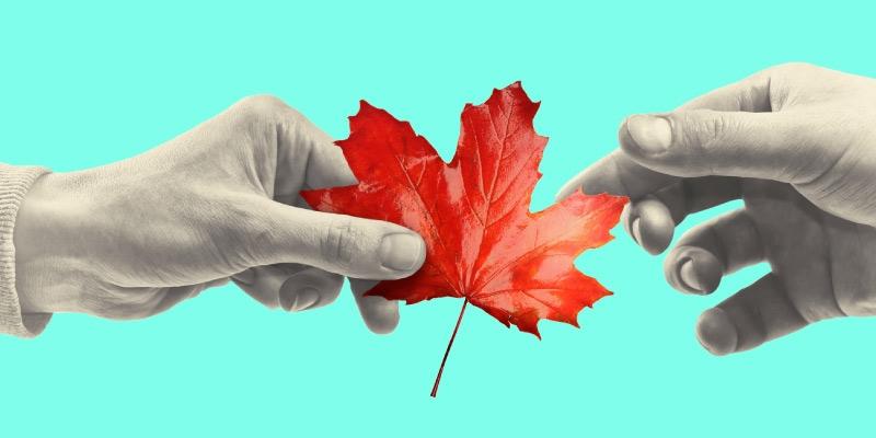 Generosity in Canada and the United States: The 2020 Generosity Index