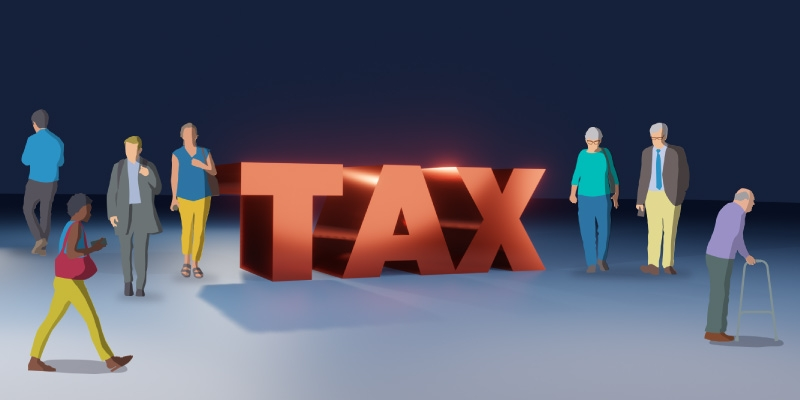 The Lifetime Tax Burden for Canadians from Federal Debt Accumulation