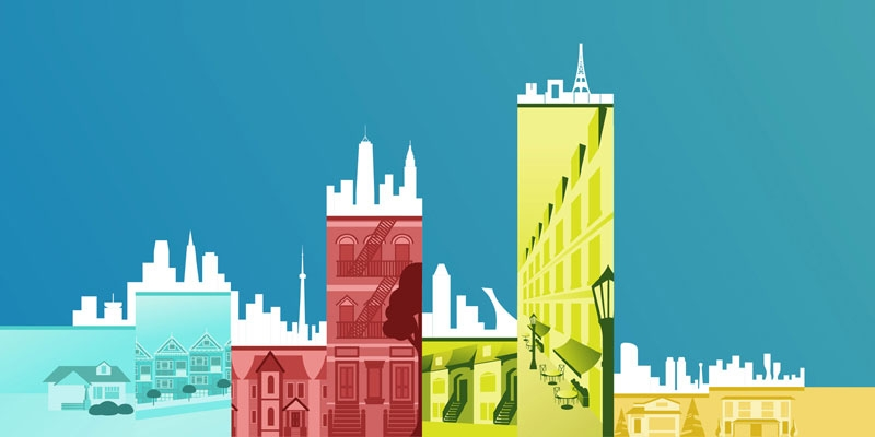 Room to Grow: Comparing Urban Density in Canada and Abroad