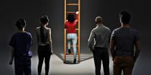 ladder of upward mobility