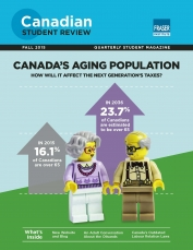 Canadian Student Review: Fall 2015