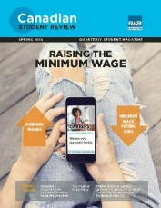 Canadian Student Review: Spring 2016