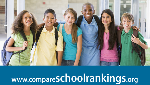 Compare School Rankings