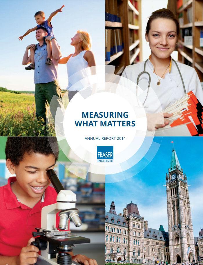 Fraser Institute Annual Report 2014