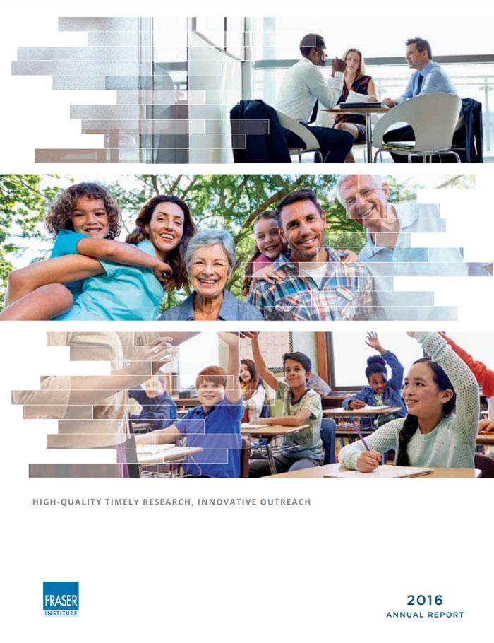 Fraser Institute Annual Report 2016