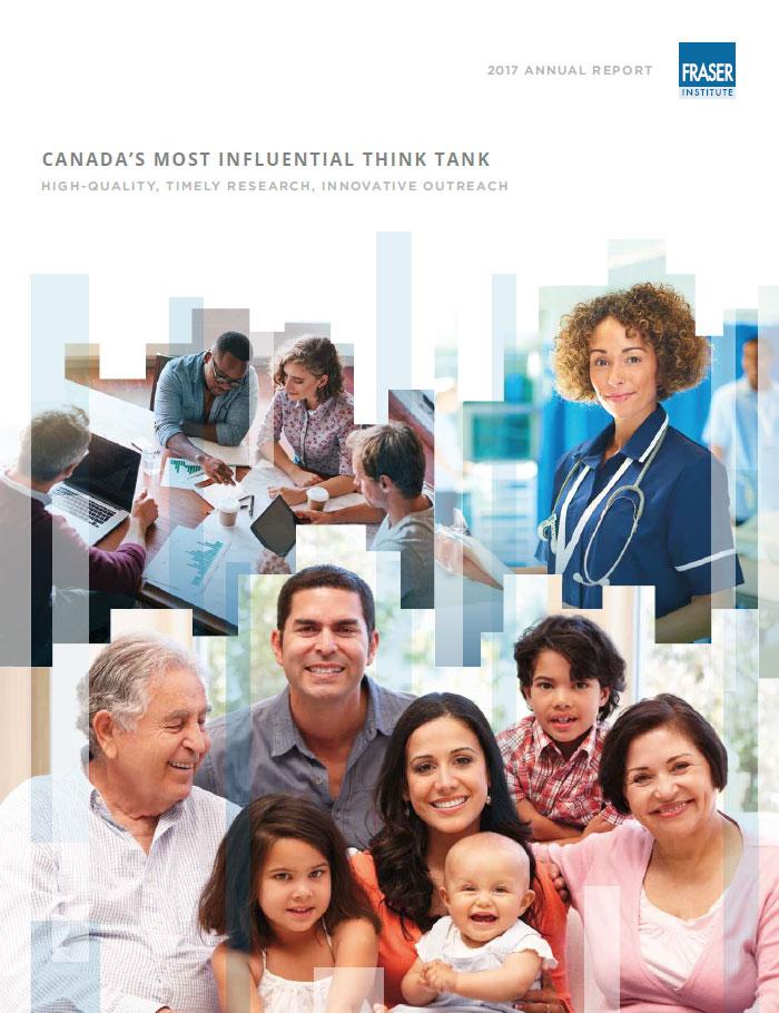 Fraser Institute Annual Report 2017