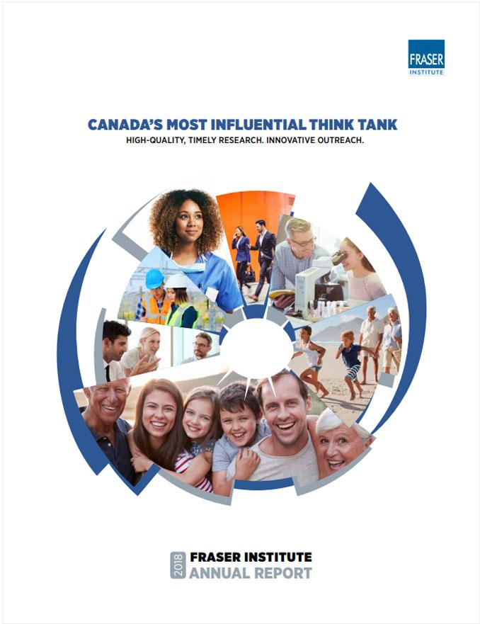 Fraser Institute Annual Report 2018