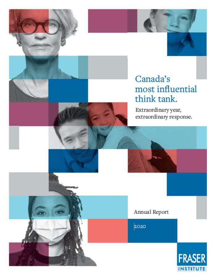 Fraser Institute Annual Report 2020