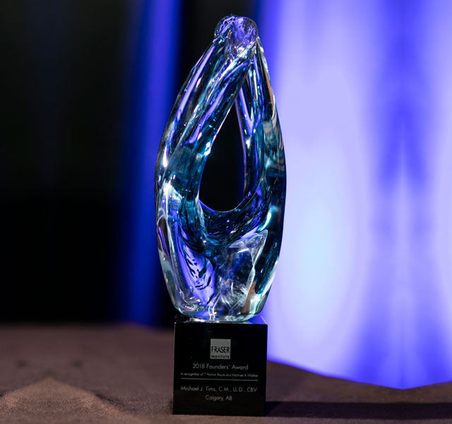 Vancouver Founders' Award dinner